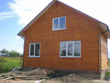 Проект дома ДД-01