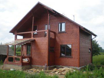 Проект дома ДД-02