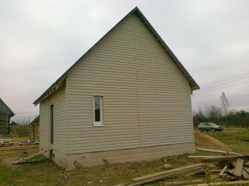 Проект дома ДК-04