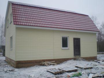 Проект дома ДБ-03