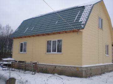 Проект дома ДК-06