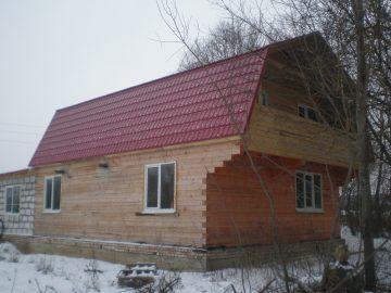 Проект дома ДД-10