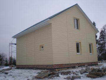 Проект дома ДБ-01