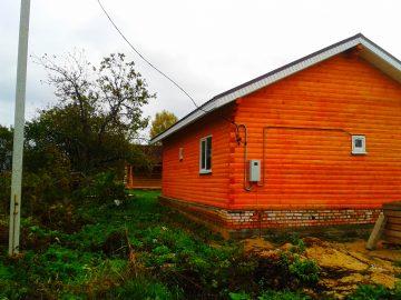 Проект дома ДД-12