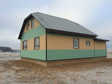 Проект дома ДБ-04