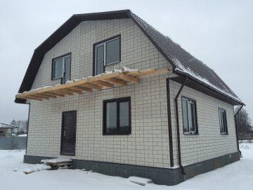 Проект дома ДК-10