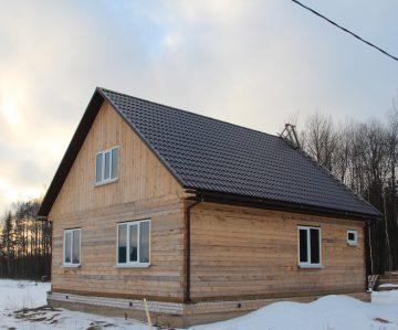 Проект дома ДД-17
