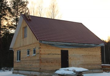 Проект дома ДД-19