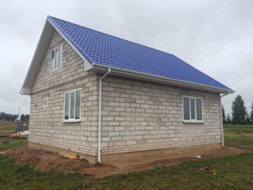 Проект дома ДБ-07